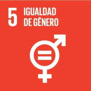 ODS Igualdad de género HIWOOK